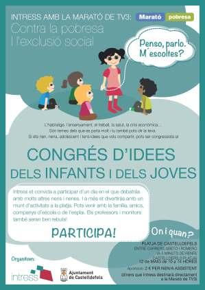 Congres dels Infants i dels Joves Intress Marató Pobresa